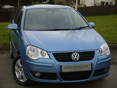ONLY 32000 MILES*** VOLKSWAGEN POLO 1.4 MATCH 5dr ***FULL SERVICE HISTORY**