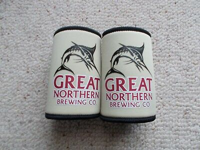 GREAT NORTHERN STUBBY HOLDERS x 2 - oFF - NEW  , AND  FREE POSTAGE