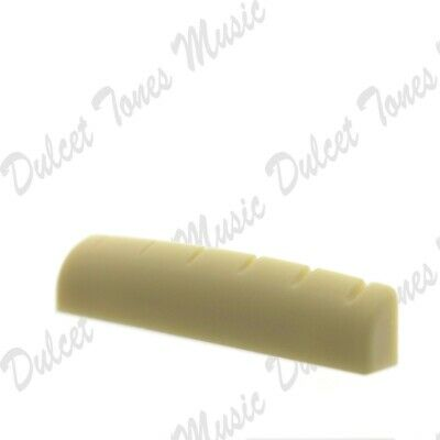 Guitar Tech ACOUSTIC GUITAR Replacement Top Nut 42 mm x 6 mm *1ST CLASS POST*