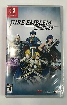Fire Emblem Warriors - Nintendo Switch - Free Shipping - Factory Sealed!