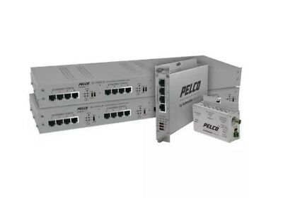 Pelco EC-3001CLPOE-M Ethernet Connect Local 1 Port Coaxial Extender