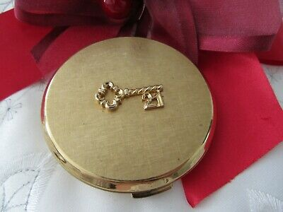 Stunning Collectable, Stratton ,golden 21St.  Powder Compact