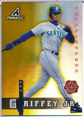 a9cd16fb0e 1998 Pinnacle Ken Griffey Jr. All Star Artist Proof #ap5 86/100 Mariners