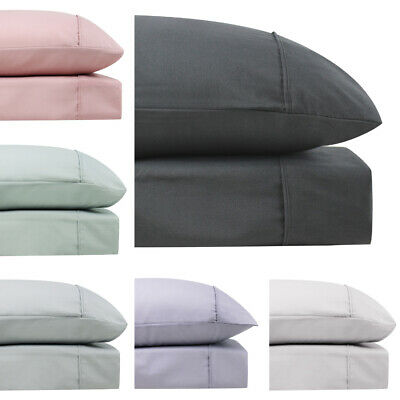SIENNA LIVING Soft Brushed Luxury Thermal Flannelette Sheet Set Range New