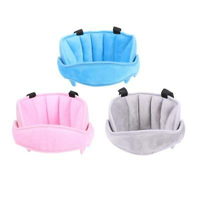 Baby Child Soft Safety Car Seat Sleep Nap Aid Head Support Holder Protector Belt