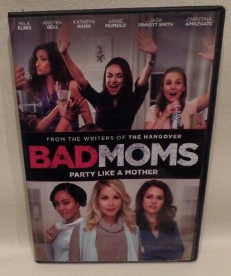 BAD MOMS, DVD, g