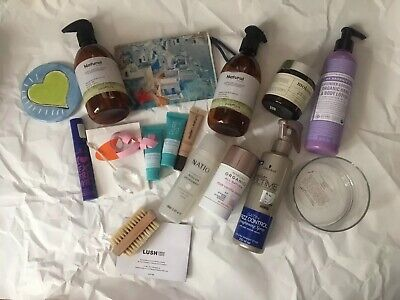 Makeup/Cosmetic/Natural Products Bundle! Eco Skincare, Bronners, Glass Holder