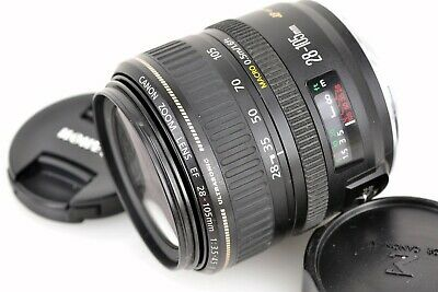 Canon EF 28-105mm f/3.5-4.5 II USM Lens from Japan