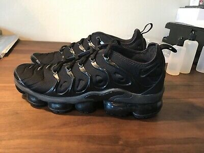 Air VaporMax Plus 'Triple Black' Mens Size 9