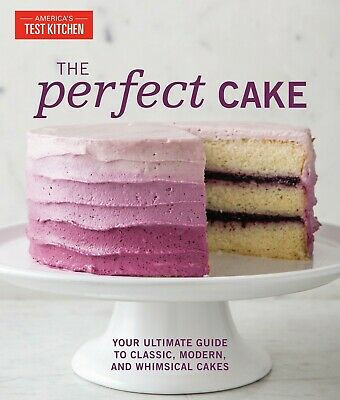 The Perfect Cake by The Editors at America's Test Kitchen (eBooks, 2018)
