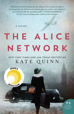 The Alice Network: A Novel by Kate Quinn (eBooks, 2017)