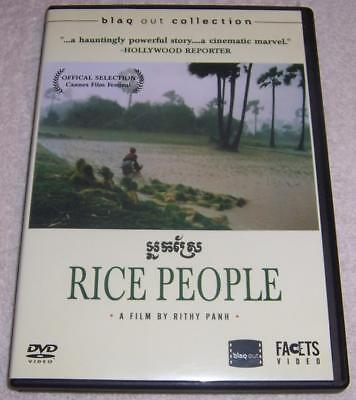 Rice People DVD Rithy Panh Cambodia paddy farmers