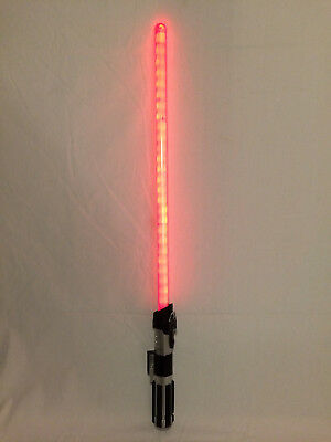 Hasbro Darth Vader Light Saber Ultimate FX w/ Red Light And Sound Effects