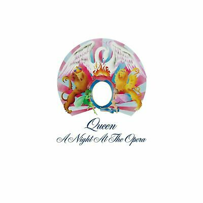 Queen - A Night At The Opera (Limited Black Vinyl)  Vinyl Lp Neuf