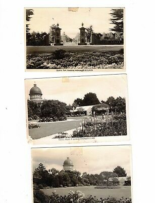 New Zealand Postcards, Group of INVERCARGIL NEW ZEALAND  ( 3 Cards)