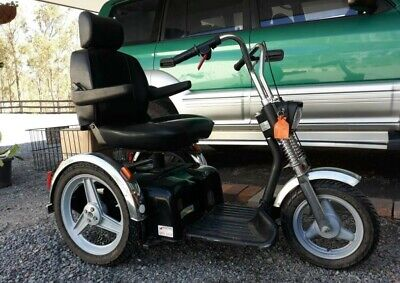 ELECTRIC MOBILITY SCOOTER Registered