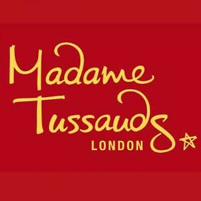 Madame Tussauds X2 Tickets 29/3/2019 March 29th