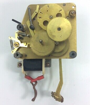 Antique Electric Clock Movement