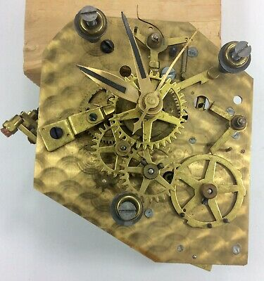 Antique Electric Telechron Clock Movement