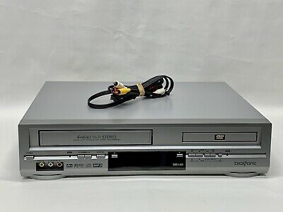 Broksonic DVCR-810 Series B DVD/VCR Player Combo