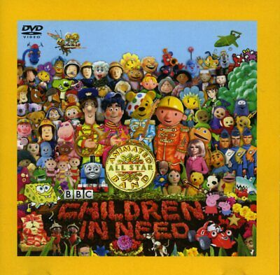 Peter Kay's Animated All Star Band Official BBC Children In Need Medley (DVD)
