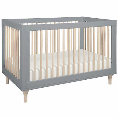 NEW Lolly New Zealand Pine Wood Cot - babyletto,Cots