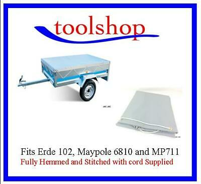 Erde 102 trailer cover also Maypole 6810 and MP711 Heavy Duty robust