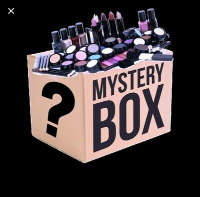 mystery beauty box da 50€