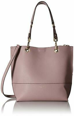 Calvin Klein Sonoma Faux Leather Reversible North/South Tote Women Bags Handbags
