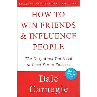 How to Win Friends and Influence People by Dale Carnegie (PDF/eBook+KINDLE+MOBI)
