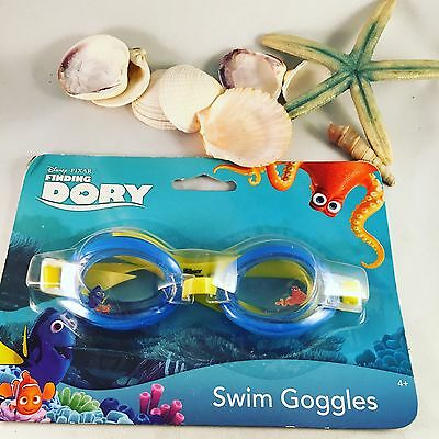 625653c4e93 DISNEY PIXAR FINDING Dory Swim Goggles by Swimways -  6.00