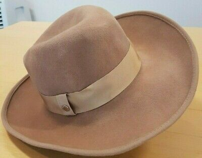 541d62b70b4 BRAND NEW BURBERRY Fedora Bucket Hat Rrp £189 Size Small -  12.45 ...