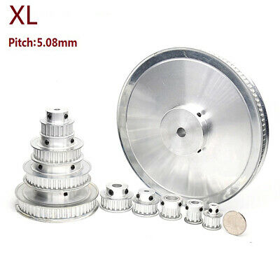 XL10-100T Pitch5.08mm Tooth Width 11mm Timing Belt Pulley Synchronous Wheel Gear