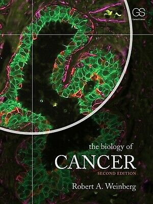 The Biology of Cancer + VERY FAST DELIVERY.