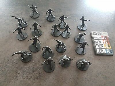 Zombicide 18 Seekers + cartes VF