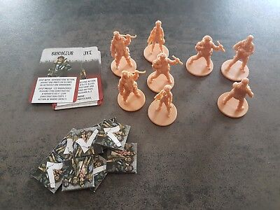 Zombicide 8 compagnons
