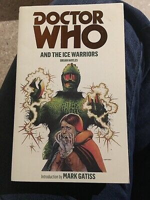 Doctor Who Target Reprint And The Ice Warriors