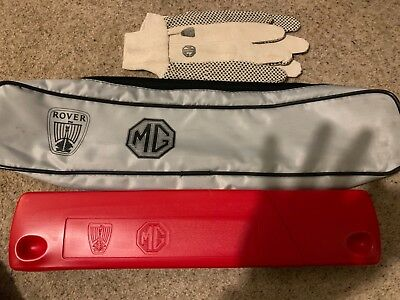 Genuine MG emergency bag new