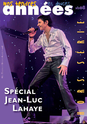 Hors Serie Special Jean Luc Lahaye