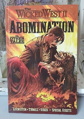 The Wicked West II - Abomination & Other Tales -  Comic Graphic Novel Book Image