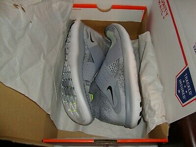 5f29fa2f52e6 NIKE FREE RN MOTION FK WOLF GREY 2017 MEN SNEAKERS SIZE 10 Mens Running  Shoes