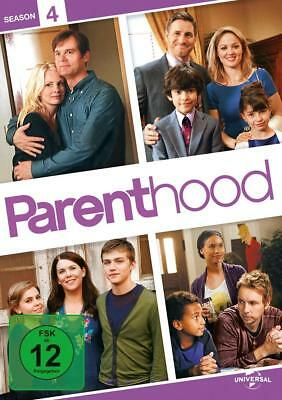 PARENTHOOD vierte Staffel 4 Season four DVD Neu OVP