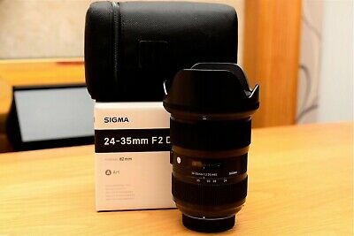 SIGMA 24-35mm F2 DG HSM for Nikon