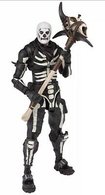 Fortnite Skull Trooper 7 inch Action Figure- McFarlane Toys LIMITED/COLLECTABLE