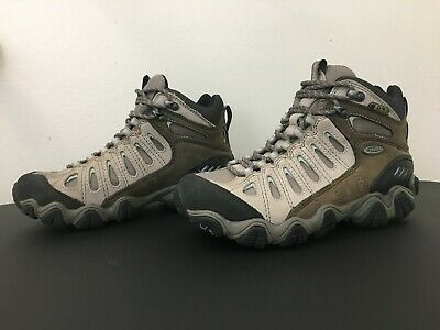 dfe5db67fc0 OBOZ WOMENS SAWTOOTH Mid Athletic Support Hiking Trail Athletic Boots Size  6.5