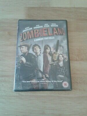 Zombieland DVD - Sealed