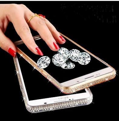 Luxury Diamond Ultra-thin Soft Silicone TPU Case Cover For Samsung J5 J7 S7 S8+