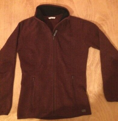 Damen Frilufts Fleecejacke 00 Gr Eur 36Bordeaux 1 kXON8wP0Zn