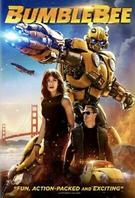 """""""bumblebee"""" Dvd Pre Sale Free Shipping 4/2 Brand New Factory Sealed"""