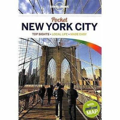 Lonely Planet Pocket New York City by Lonely Planet, Cristian Bonetto NEW
